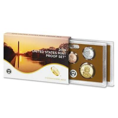"""2019-S Proof Clad US Mint 10 Coin Set 19RG    """""""" IN STOCK """""""""""