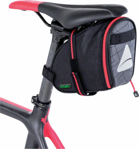 Free Shipping New Axiom Seymour Oceanweave Wedge 1.3 Saddle Bag