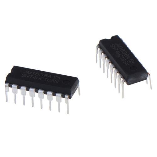 10PCS SN74HC165N Inline DIP-16 Counter Shift Register New and Original ICVJUS