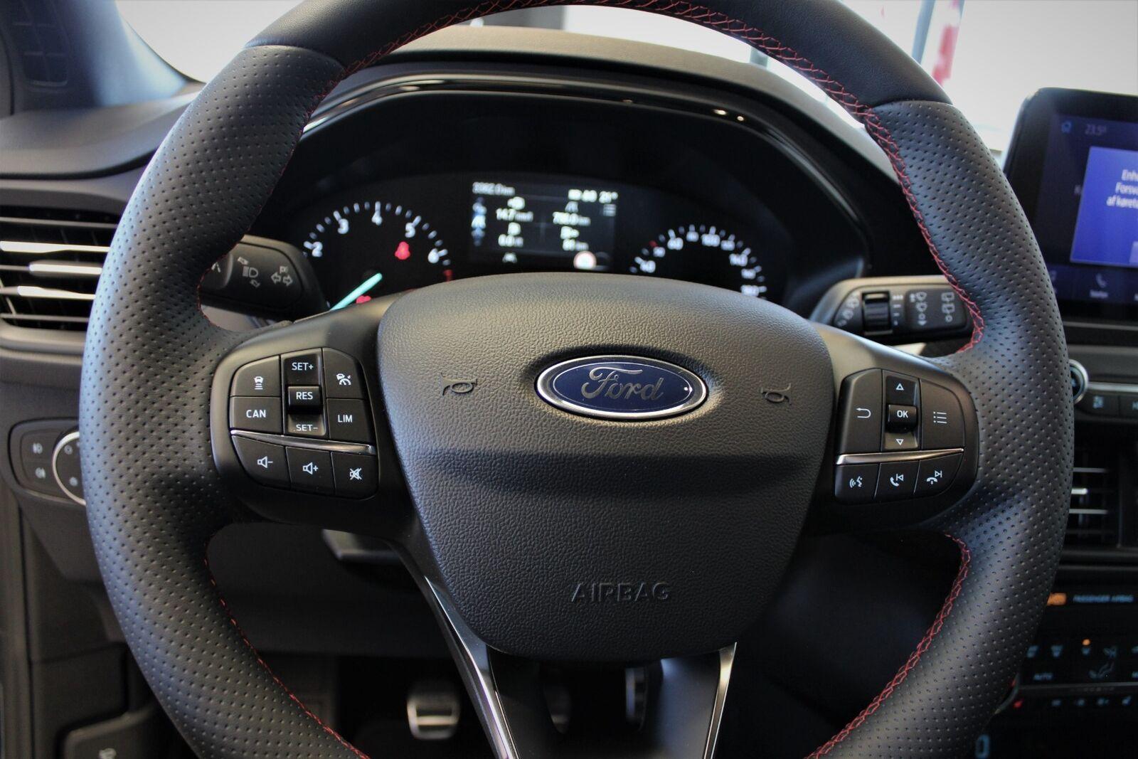 Ford Focus 1,0 EcoBoost mHEV ST-Line stc. - billede 9