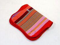 Neoprene Netbook Envelope 5611, Stripe Pattern, Holds 9-10 Notebooks & Tablets