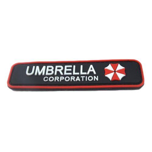 Funsport Umbrella Corporation Klett Patch B-Ware Paintball Resident Evil Gaming Merch Bekleidung & Schutzausrüstung