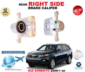 FOR KIA SORENTO Mk II XM 2009-/> NEW REAR RIGHT BRAKE CALIPER ** OE QUALITY **