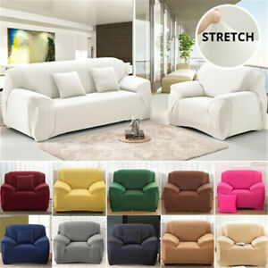 Sofa Cover Elastic Seat Covers Stretch