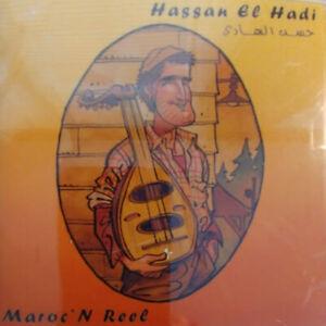 Maroc-039-N-Reel-Hassan-El-Hadi-BRAND-NEW-CD-MUSIC