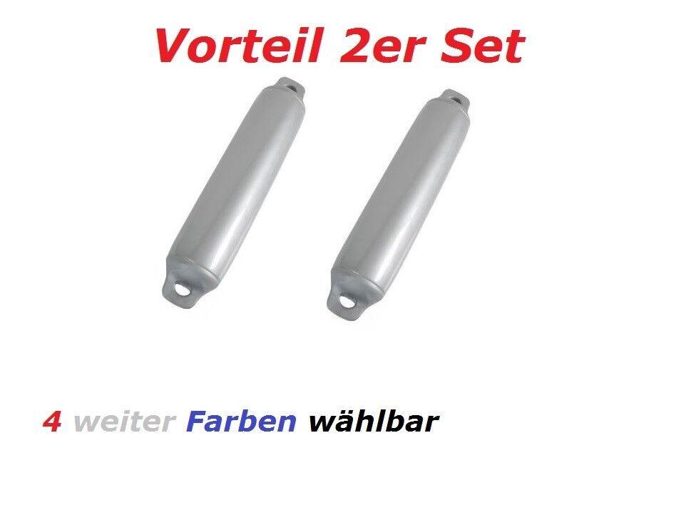 Fender Majoni 2er-Set Comet 2er-Set Majoni Rammschutz Yacht Stiefelfender Stiefel Langfender Stiefel 4c8031