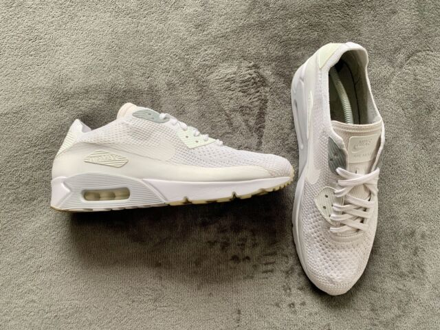 Genuine Authentic Men's Nike Air Max 90 Ultra 2.0 Flyknit Size UK 10.5