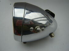 VINTAGE VITADYNE CHROOM FRONT / HEAD LIGHT FOR BICYCLE - NOS