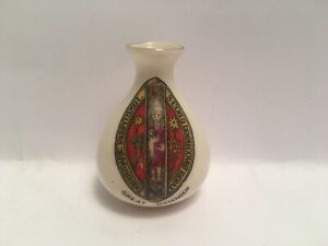 Vintage-Crested-China-Great-Missenden-Vase-Arcadian-China