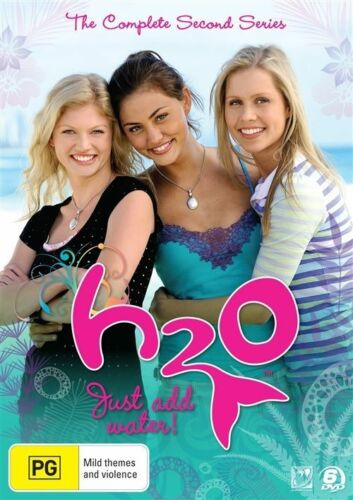 1 of 1 - H2O Just Add Water! Series 2 - DVD Region 4 BRAND NEW