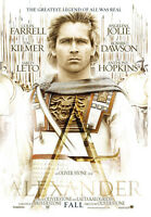Alexander Movie Poster 1 Sided Original Rolled 27x40 Colin Farrell