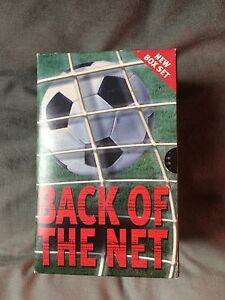 Back Of The Net Box Set Of Books - Sheffield, United Kingdom - Back Of The Net Box Set Of Books - Sheffield, United Kingdom