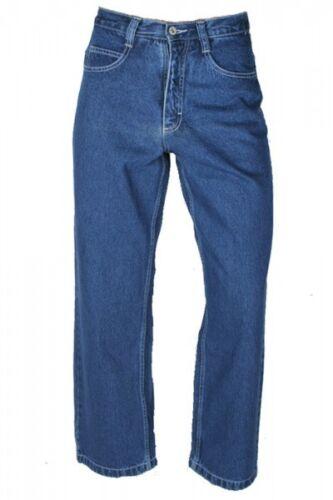 Neu SOUTHPOLE Jeans 28//30 Dunkelblau BAGGY