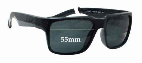 SFx Replacement Sunglass Lenses fits Arnette D Street AN4211-55mm wide
