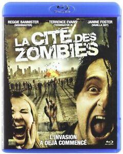 La Cité des Zombies [Blu-Ray] Ethan Ednee - NEUF - VERSION FRANÇAISE