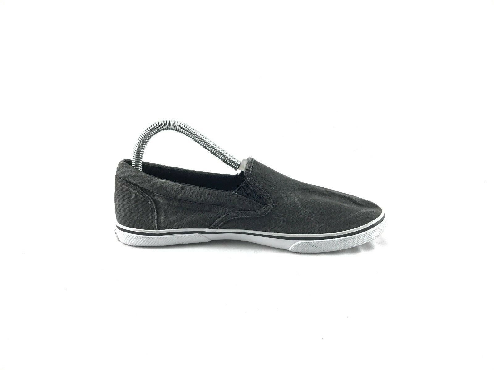 NEW Sperry Top-Sider Halyard Men's Grey Slip On Loafers Shoes US Size 5 M Shoes Loafers #913 b6b0ca