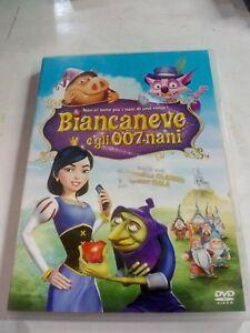 DVD-BIANCANEVE-E-GLI-007-NANI-NON-CI-SONO-PIU-039-I-NANI-DI-UNA-VOLTA