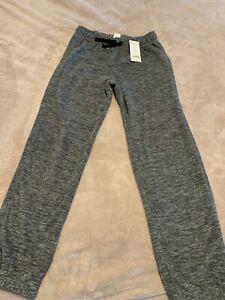 NWT $25 Gymboree Boys 2T Stretch Waist /'Camp Shorts/' DARK GRAY Drawstring #32516