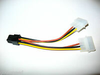 Geforce Gts 1070 1060 450 250 9800 9600 9500 9400 8800 8600 Gt Pci-e Power Cable