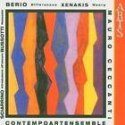 Music by Sciarrino, Bussotti, Berio and Xenakis (CD, Jun-1996, Arts Music)