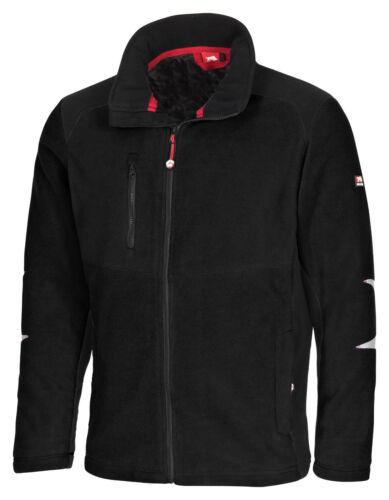 Bullstar Fleece-veste Bullstar noir taille M