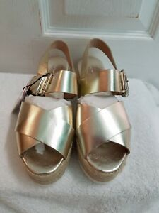 Details about ZARA LEATHER WEDGE WITH JUTE PLATFORM EUR 373941 UR 6.5810 REF. 1488201 NWT