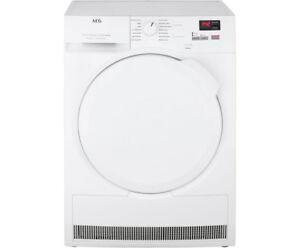 Aeg t dba lavatherm wärmepumpentrockner freistehend weiss neu ebay