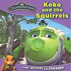 Chuggington  Mini Paperback: Koko and the Squirrels by Parragon (Paperback, 2010)