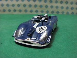 PORSCHE-908-2-Flunder-3000cc-Spyder-034-Le-Mans-1970-034-1-43-Best-9225