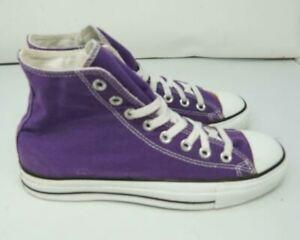 converse femmes violet