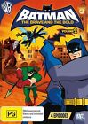 Batman - The Brave And The Bold : Volume 2 (DVD, 2009)