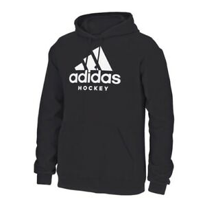 Details about ADIDAS HOCKEY HOODIE MENS XL
