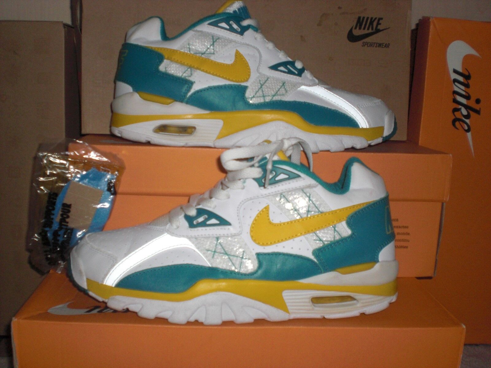 Nike air Trainer sc 2003 neu 40 Jordan flight max