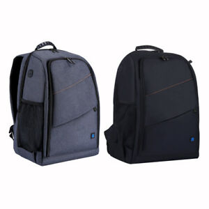 2019-Camera-Backpack-Bag-Case-with-Waterproof-Cover-for-Canon-Nikon-Sony-DSLR