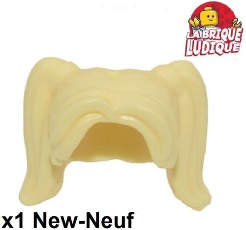 Baukästen & Konstruktion 1x Minifig Haare Haar Zöpfen lang gelb bright light gelb 20596 NEW LEGO Bausteine & Bauzubehör Lego