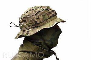 542cf63d86a Original Russian Boonie Hat «Scout» Multicam 4665298809238