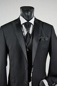 Abito-elegante-cerimonia-uomo-Musani-Milano-nero-lana-stretch-drop-6-taglia-60