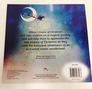 When-I-Dream-Of-Christmas-Oakley-Graham-Picture-Story-Book-For-Kids