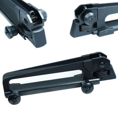 New Weaver Picatinny Rail Flattop QD Quick Release Carry Handle w// Rear Sight