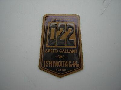sku Ishi818 Ishiwata EXO Frame Decal