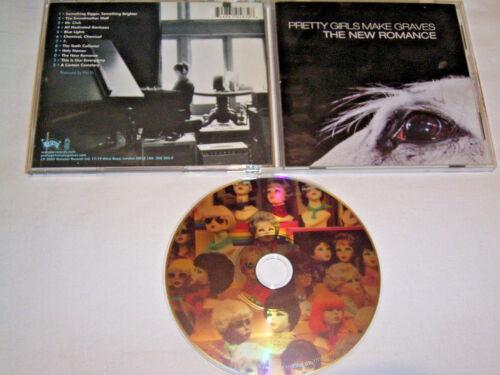 1 von 1 - CD - Pretty Girls Make Graves The New Romance (2003) S 3