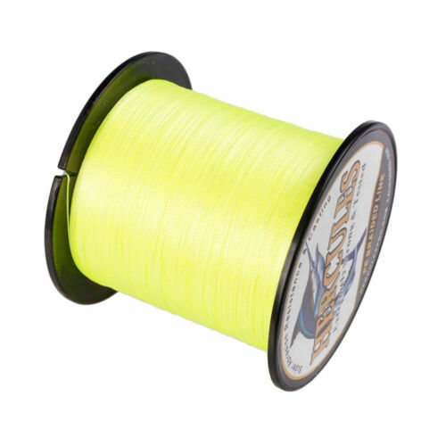Hercules 6-300lb Test PE Braid Fishing Line 4 Strands Weave Extreme 500m Tackle