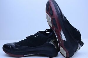 b7d8ab4c36d Nike Air Jordan XX2 5/8 22 Black/Varsity Red-White 2007 316381-061 ...
