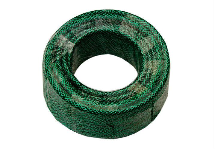 green Tuyau de Jardin Outil Renforcée 35m Long 12mm pour UK Standard Fixation