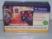 Visioneer Photoport Tv 100 Wireless Keyboard Remote