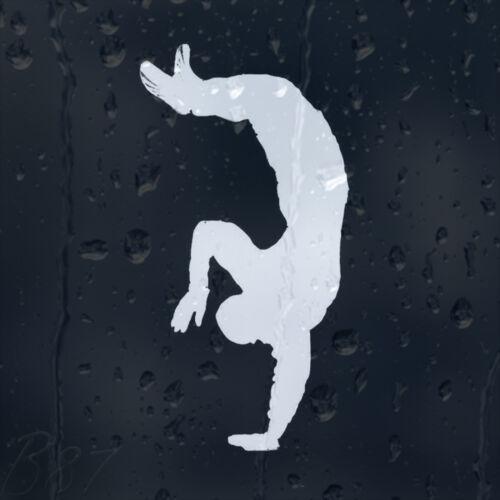 Break Dance Club Dancer Power Moves Car Or Laptop Phone Decal Vinyl Sticker