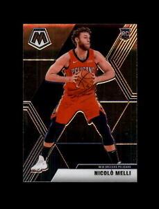 2019-20 Panini Mosaic #216 Nicolo Melli Rookie RC (Pelicans) MINT