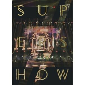 Details about SUPER JUNIOR WORLD TOUR SUPER SHOW7 IN JAPAN First Limited  Edition 3 DVD Card