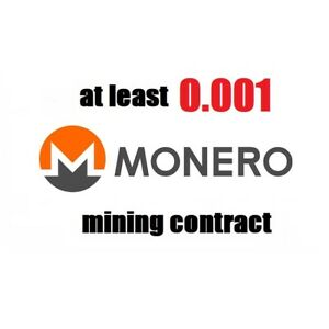 at-least-0-001-Monero-XMR-1-hour-Cryptocurrency-mining-contract