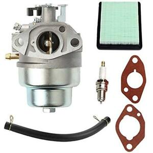 Details about New GCV160 Carburetor + Air Filter Spark Plug For Honda  Engine HRB216 HRR216